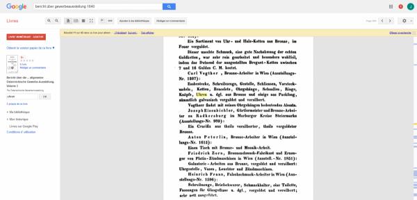 Bericht über die ... allgemeine Österreichische Gewerbe-Ausstellung - Österreichische Gewerbe-Ausstellung - Google Livres (6).png