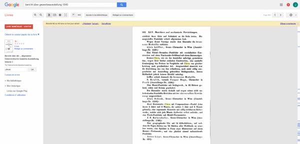 Bericht über die ... allgemeine Österreichische Gewerbe-Ausstellung - Österreichische Gewerbe-Ausstellung - Google Livres (3).png