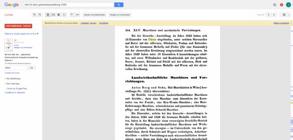 Bericht über die ... allgemeine Österreichische Gewerbe-Ausstellung - Österreichische Gewerbe-Ausstellung - Google Livres (59).png
