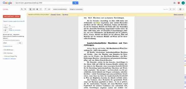 Bericht über die ... allgemeine Österreichische Gewerbe-Ausstellung - Österreichische Gewerbe-Ausstellung - Google Livres (20).png