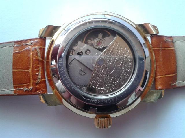 7d780ef2d7e Męski zegarek Vacheron Constantin - Podróbki i zapytania o ...