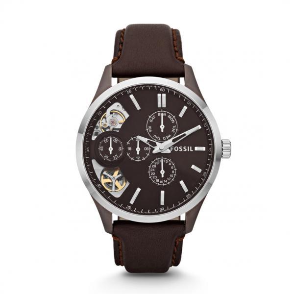 Dress Twist Leather Watch – Brown v1.jpg