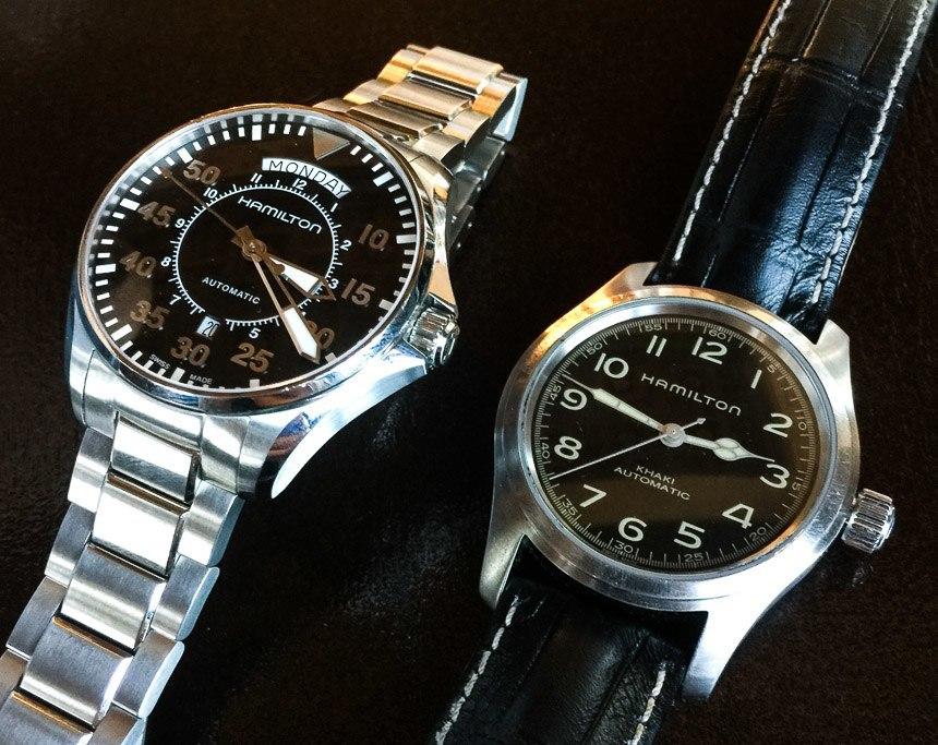 Zegarek kieszonkowy Hamilton