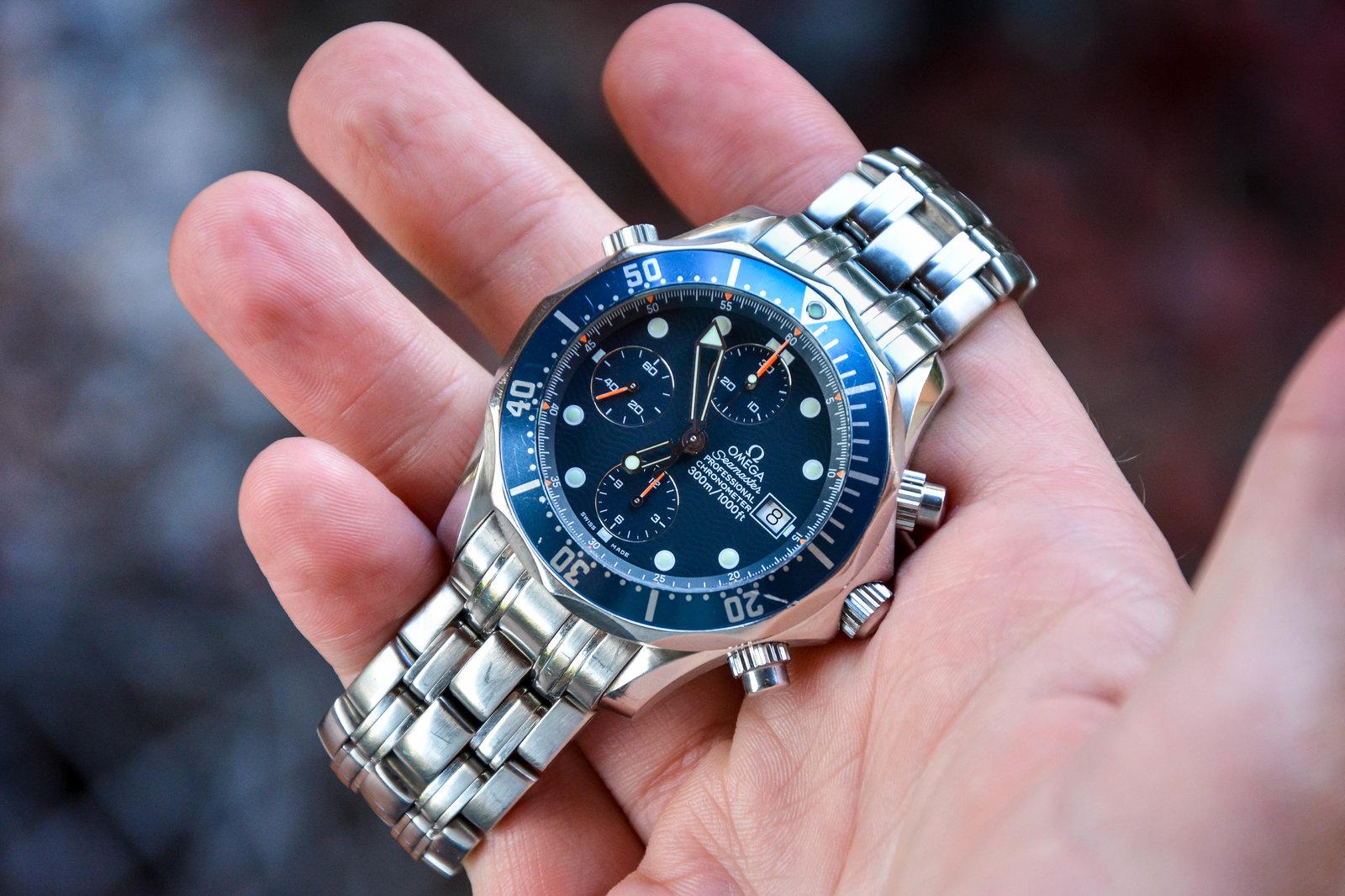 Omega Seamaster 2599.80.00