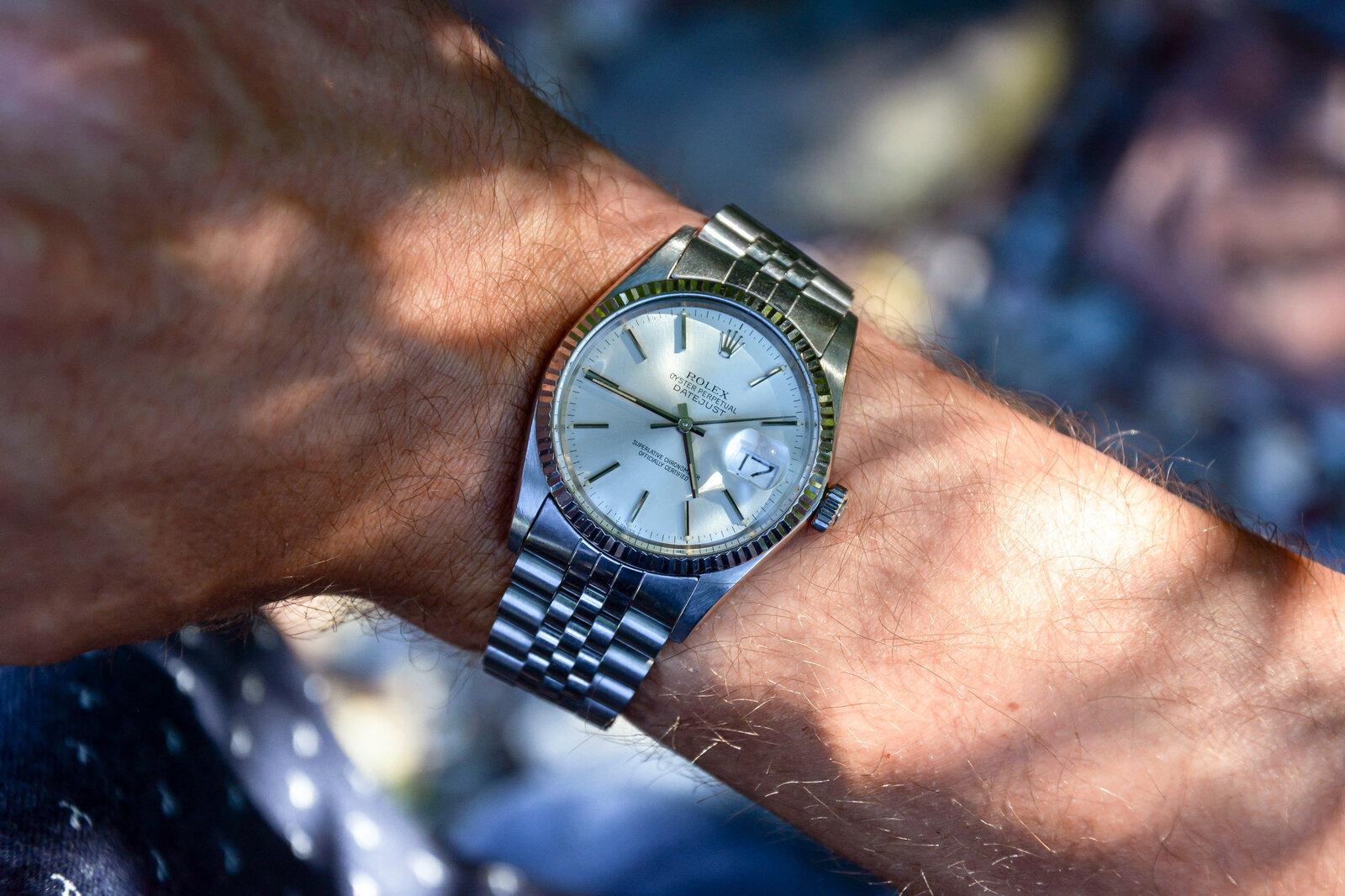 Rolex Datejust '83 Cal. 3035 ref. 16014