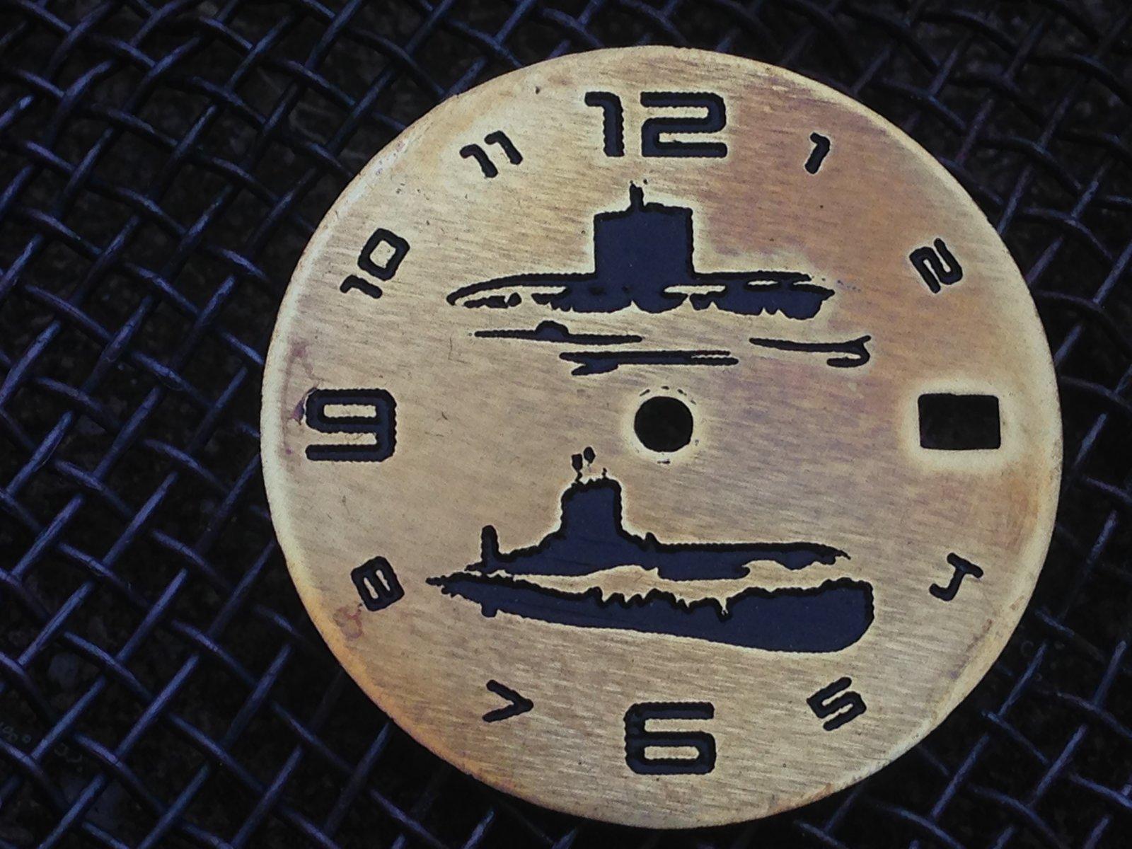 U-Boat for Seiko Vostok