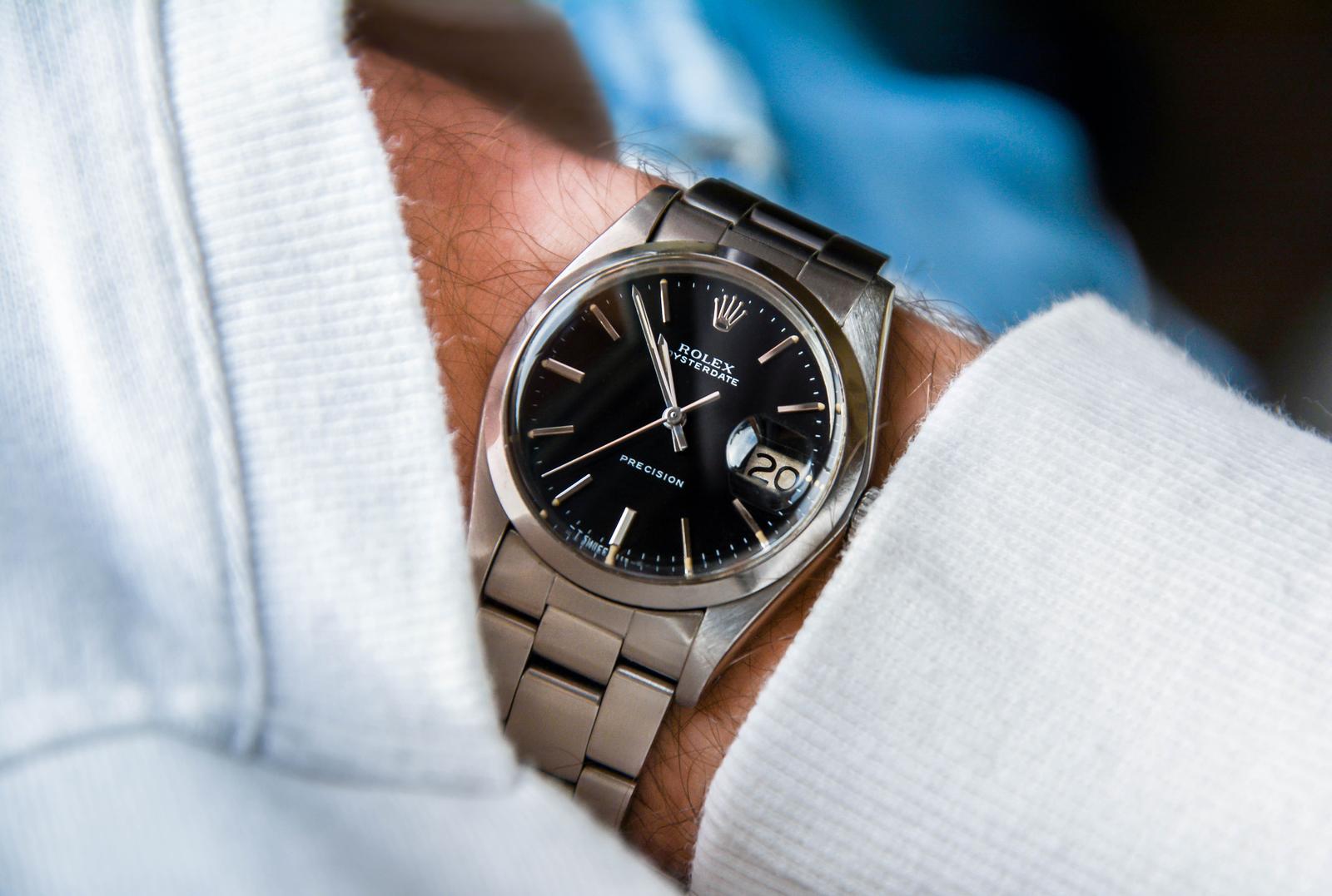 Rolex Oysterdate '78 ref. 6694 Cal. 1225